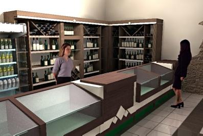 Дизайн-проект летней веранды ресторана – заказать в Москве