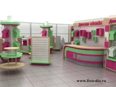 3116f033a78d Дизайн студия Freedis. Торговое оборудование.