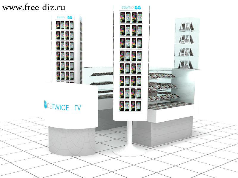 торговый модуль