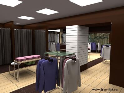 торговое оборудование для одежды